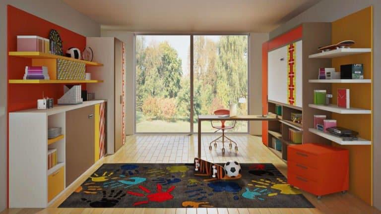 lit escamotable pour enfant et adolescent