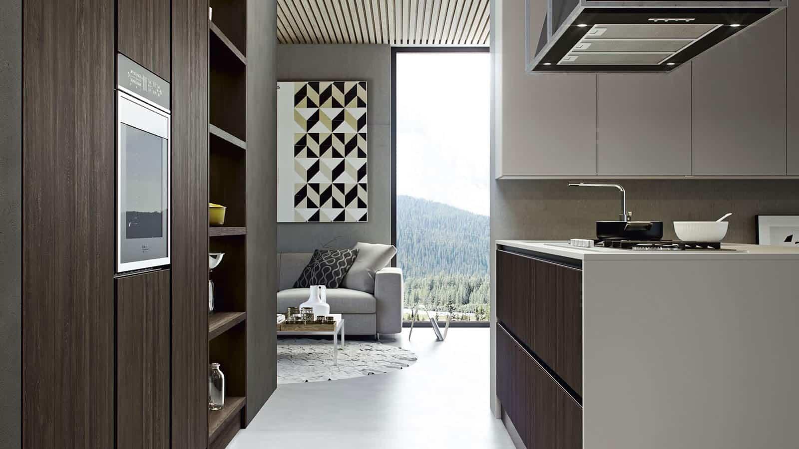 Cuisine En Bois Fabrication Et Design Italiens Optimal Annecy