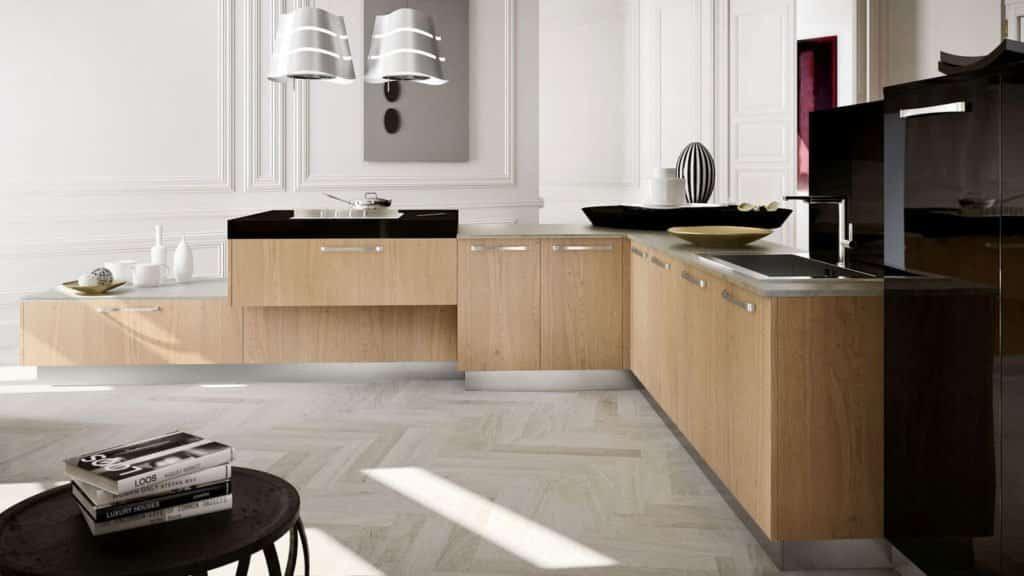 portes meubles cuisines bois