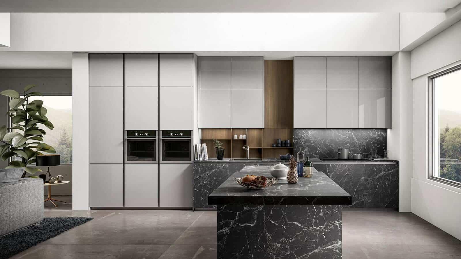 Cuisine Design Optimal Cuisines Interieurs Annecy Epagny