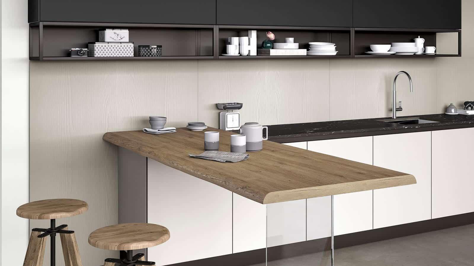 Cuisine Laquee Optimal Cuisines Interieurs Annecy