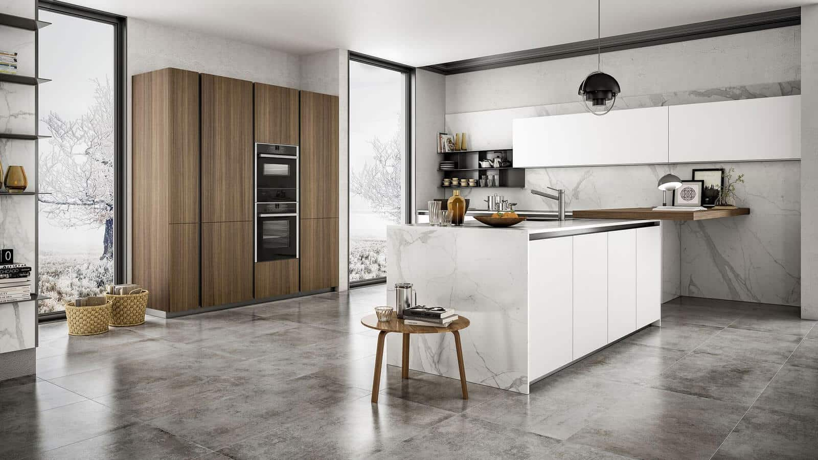 Cuisine Equipee Fabrication Italienne Optimal Annecy