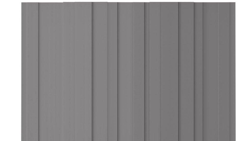 armoire battante plissée laque mate