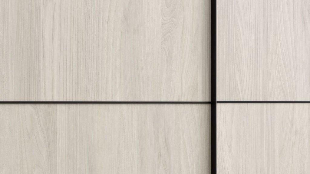 armoire portes coulissantes bois