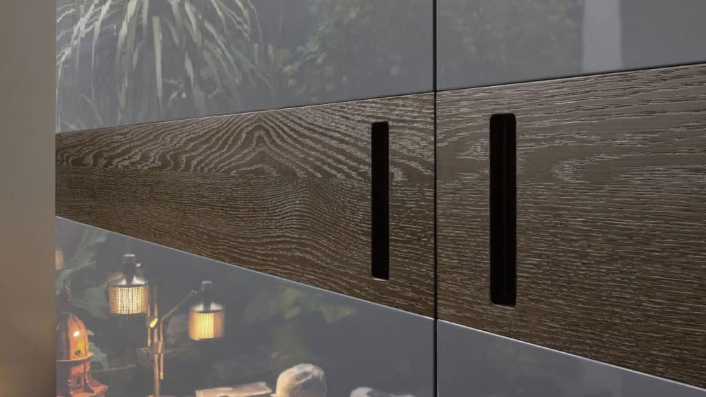 armoire portes coplanaires italiennes
