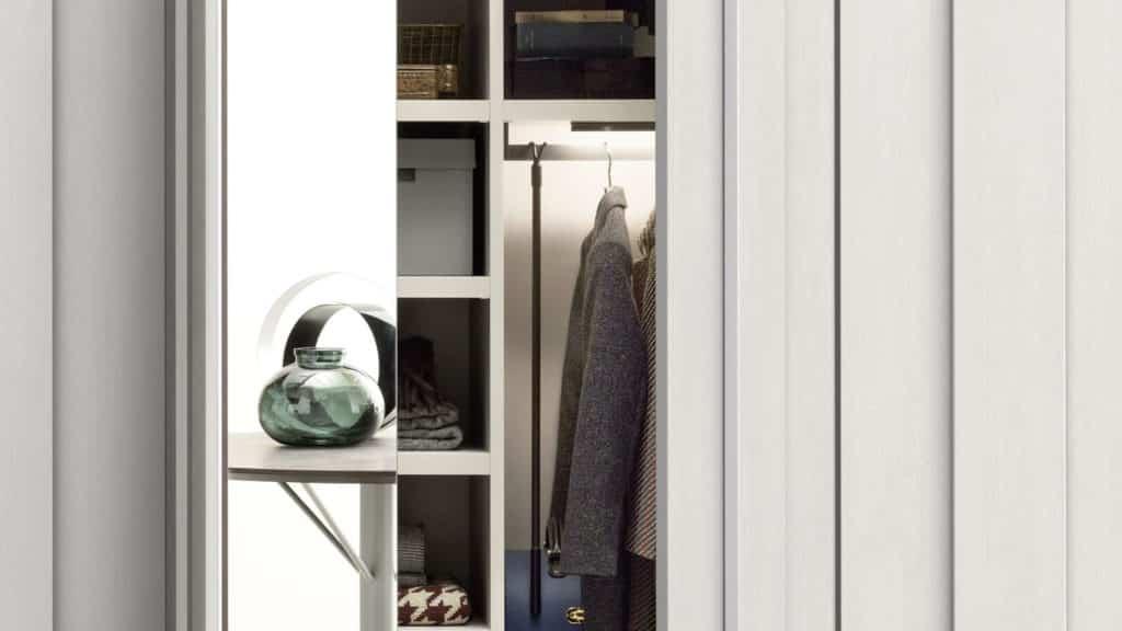 éclairage armoire sur-mesure
