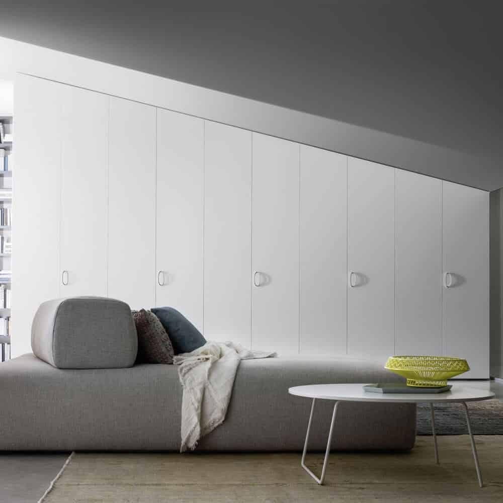 placard blanc a peindre sous comble