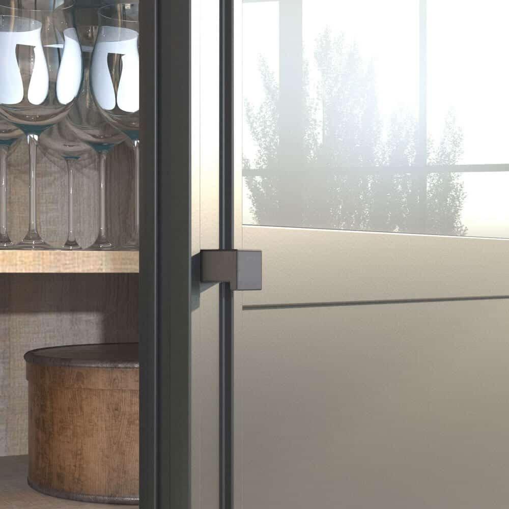 porte de placard battante rangements optimal annecy. Black Bedroom Furniture Sets. Home Design Ideas