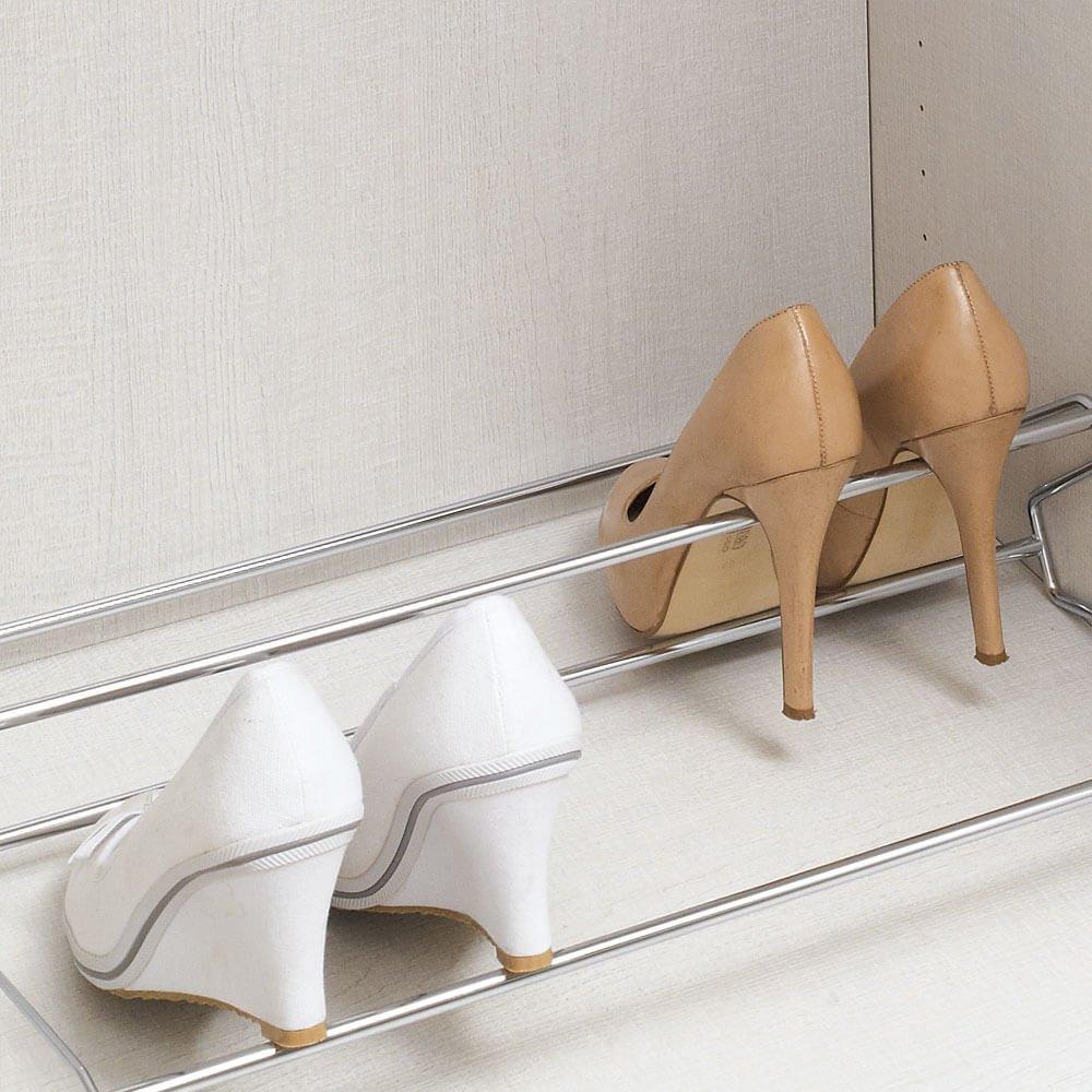 porte chaussures fixe aménagement placard