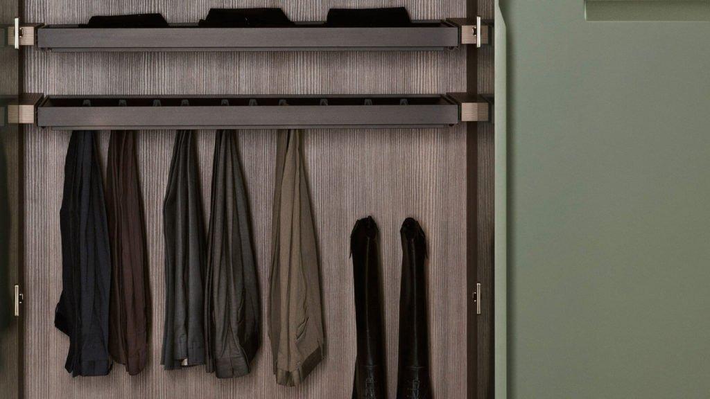 portes pantalons armoire sur-mesure