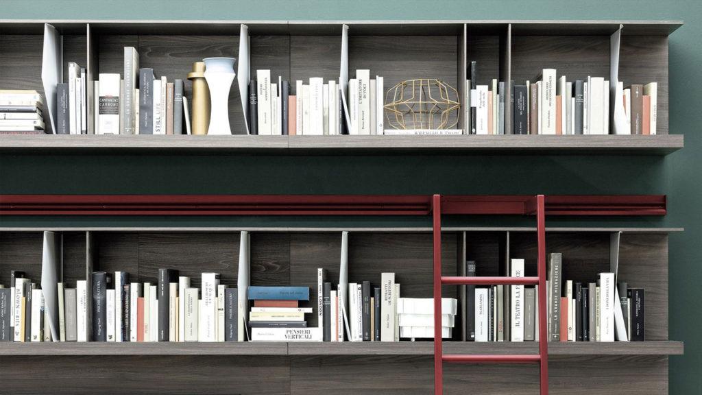 bibliothèque bois