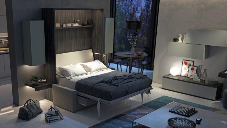 lit escamotable avec canapé Thonon