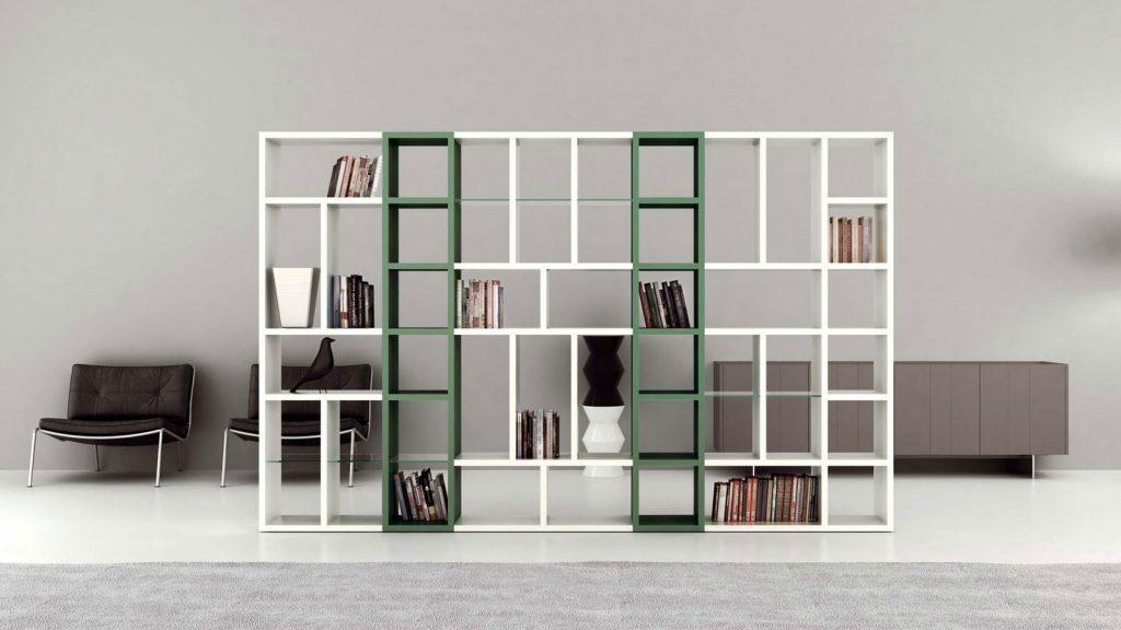 bibliothèque design annecy verte