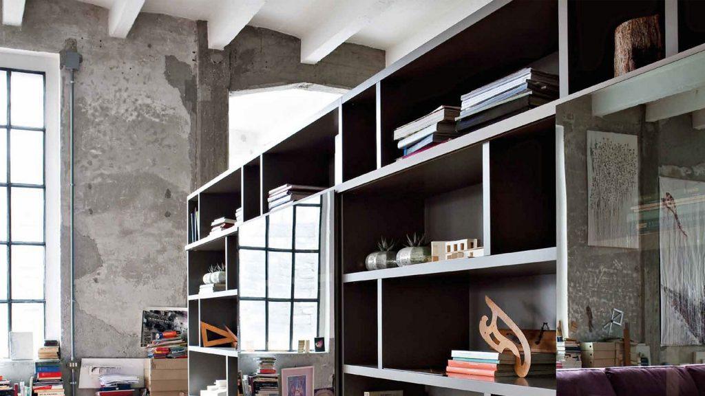 bibliothèque design modulaire annecy