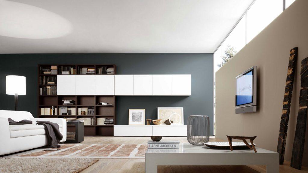 meuble de salon contemporain annecy