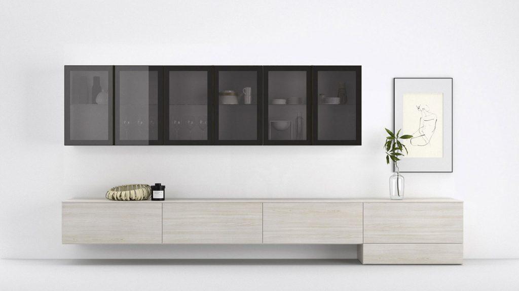 meuble de salon grenoble bois