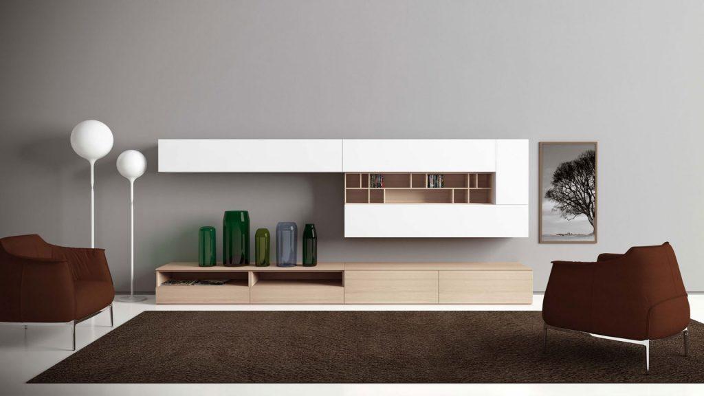 meuble de séjour design tempo genève