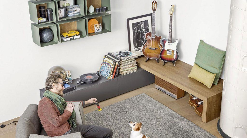 meuble de salon design thonon