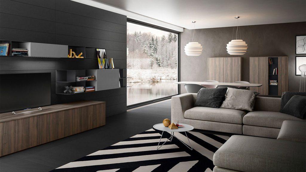 meuble télé industriel thonon