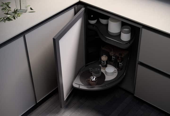 aménagement intérieur placard angle