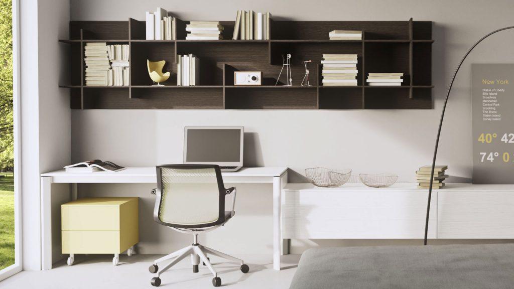 mobilier de bureau annecy bois blanc