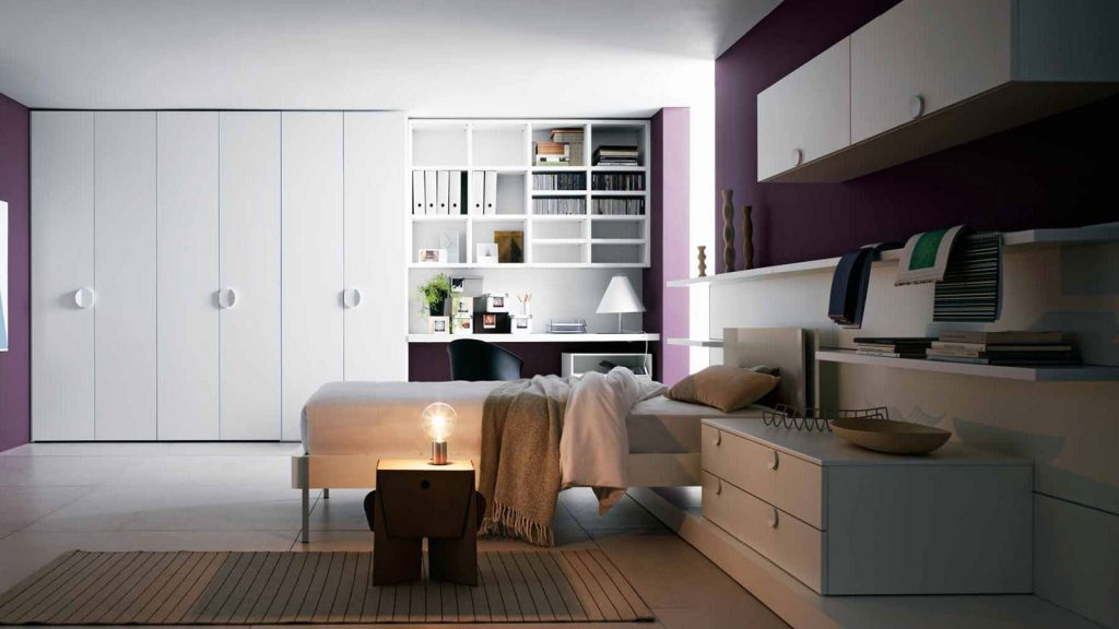 chambre ado annecy avec dressing