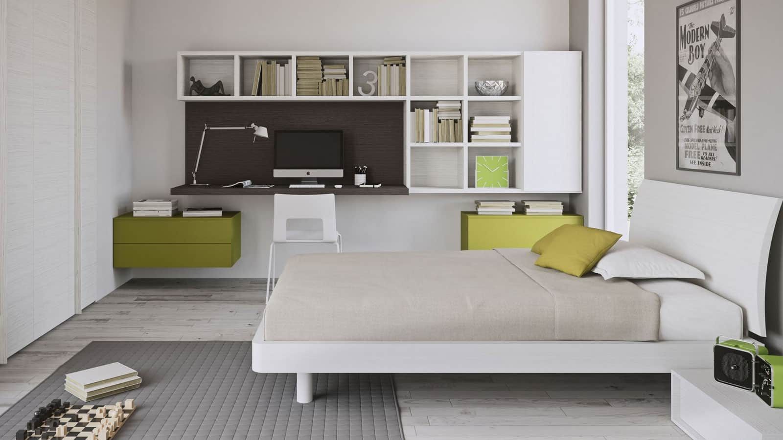 Tips to Create Meuble Design Chambre Ado